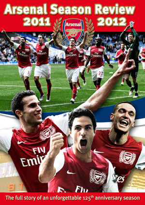Arsenal FC: End of Season Review 2011/2012 (2012) (Retail / Rental)