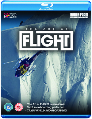 Red Bull: The Art of Flight (2011) (Blu-ray) (Retail / Rental)