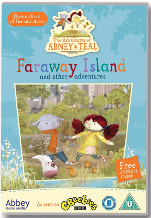 The Adventures of Abney and Teal: Faraway Island and Other... (Retail / Rental)