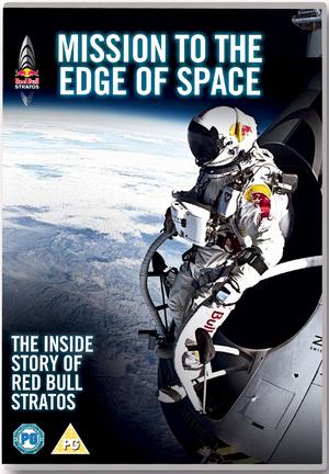 Red Bull Presents: Mission to the Edge of Space (2013) (Retail / Rental)
