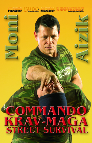 Commando Krav Maga: Street Survival (Retail / Rental)