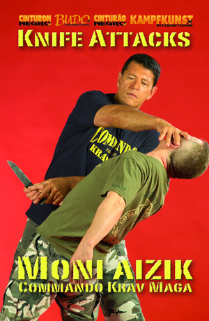Commando Krav Maga: Knife Attacks (Retail / Rental)