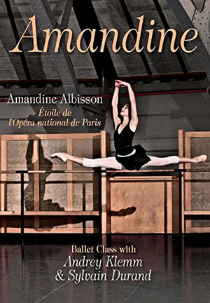 Ballet Class With Andrey Klemm & Sylvain Durand (Retail Only)