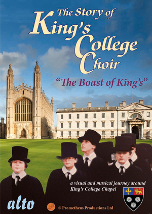 The Story of King's College Choir (Retail Only)