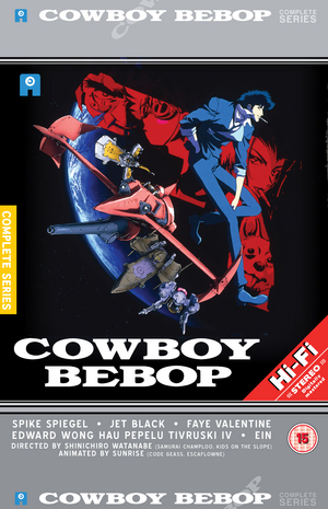 Cowboy Bebop: Complete Collection (1999) (Deleted)