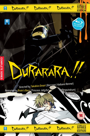 Durarara!!: Complete Series (2010) (Blu-ray) (Deleted)