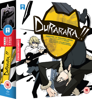 Durarara!!: Complete Series (2010) (Pulled)
