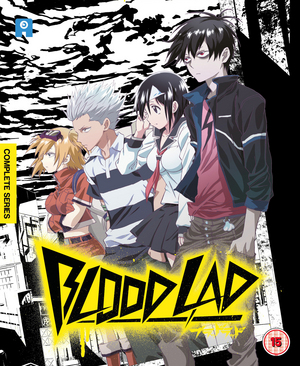 Blood Lad Collection (2013) (Blu-ray) (Retail / Rental)