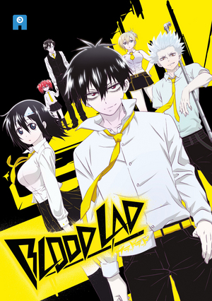 Blood Lad Collection (2013) (Retail / Rental)