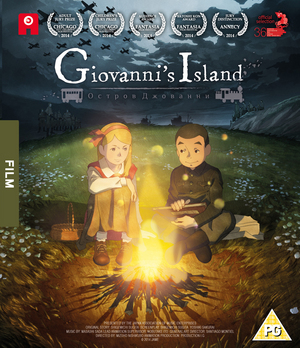 Giovanni's Island (2014) (Blu-ray) (Retail / Rental)