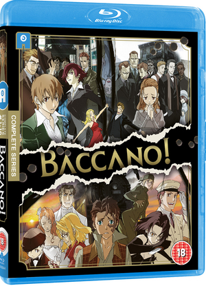 Baccano!: The Complete Collection (2008) (Blu-ray) (Retail / Rental)