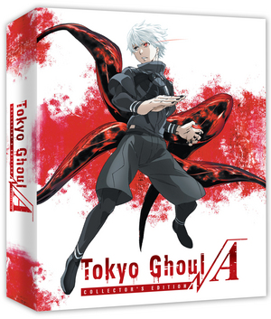 Subtitles » Tokyo Ghoul: Root A (2015) (Blu-ray