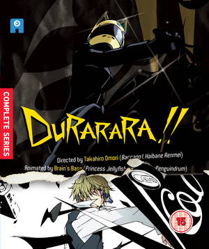 Durarara!!: Complete Series (2010) (Blu-ray) (Retail / Rental)