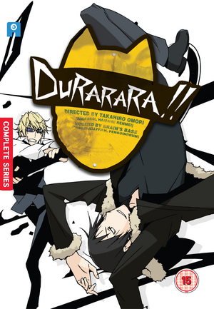 Durarara!!: Complete Series (2010) (Retail / Rental)