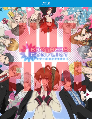 Brothers Conflict (2013) (Blu-ray) (Pulled)