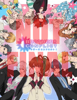 Brothers Conflict (2013) (Pulled)
