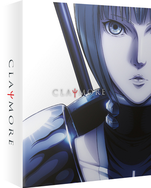 Claymore: The Complete Series (2007) (Blu-ray) (Collector's Edition) (Retail / Rental)