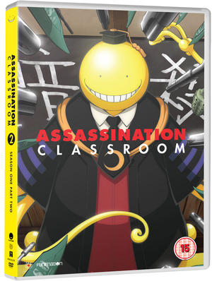 Assassination Classroom: Season 1 - Part 2 (2015) (Retail / Rental)