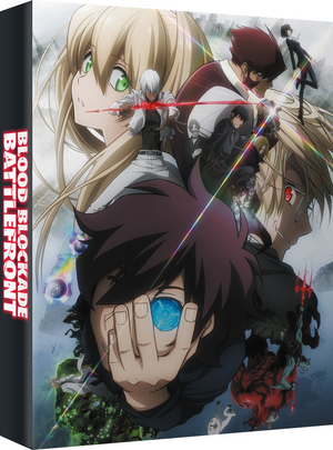 Blood Blockade Battlefront (2015) (Blu-ray) (Collector's Edition) (Retail / Rental)
