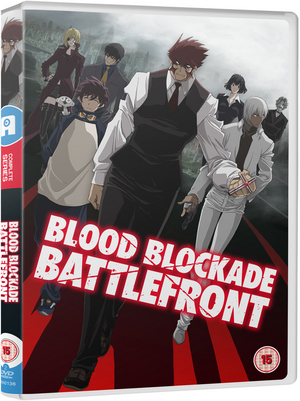 Blood Blockade Battlefront (2015) (Retail / Rental)