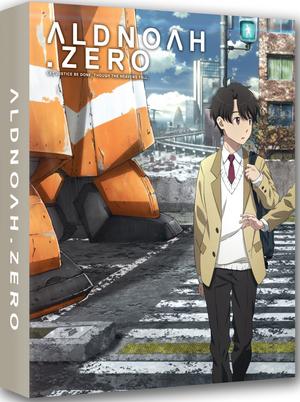 Aldnoah.Zero: Season 1 (2014) (Blu-ray) (Collector's Edition Box Set) (Retail / Rental)