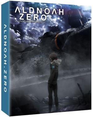 Aldnoah.Zero: Season 2 (2015) (Blu-ray) (Collector's Edition) (Retail / Rental)