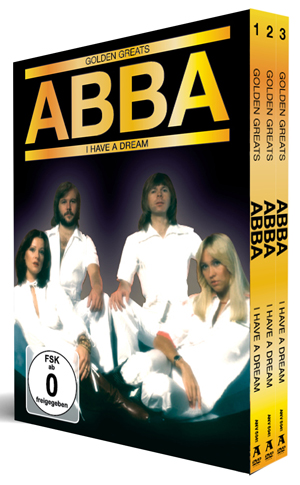 ABBA: Golden Greats - I Have a Dream (Deleted)
