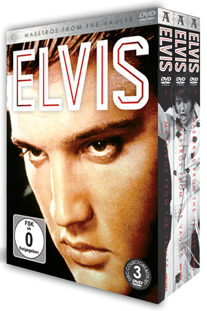 Elvis Presley: Maestros from the Vaults (2012) (Deleted)