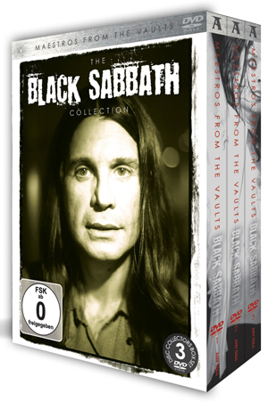 Black Sabbath: Maestros from the Vaults (2012) (Deleted)
