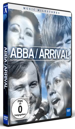 ABBA: Music Milestones - Arrival (2012) (Deleted)