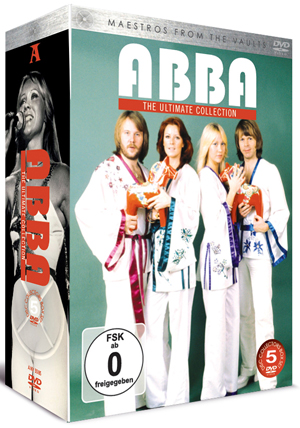 ABBA: The Ultimate Collection (Deleted)