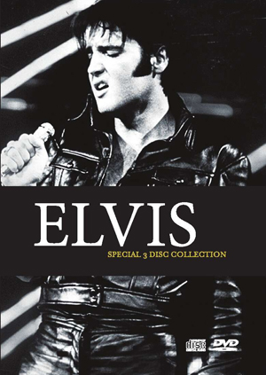 Elvis (with CD) (Retail / Rental)