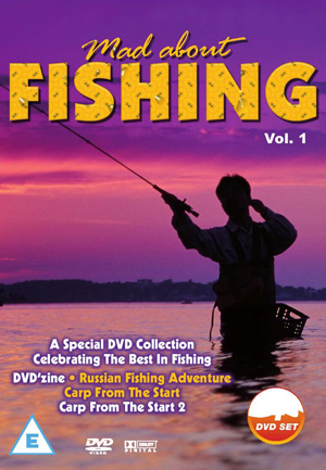 Mad About Fishing: Volume 1 (Retail / Rental)