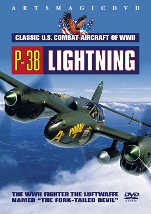 Classic US Combat Aircraft of WWII: P-38 Lightning (Retail / Rental)