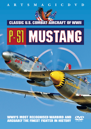 Classic US Combat Aircraft of WWII: P-51 Mustang (Retail / Rental)