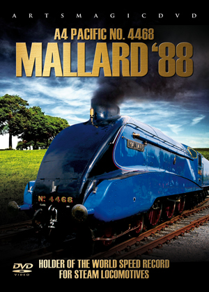 A4 Pacific No. 4468 - Mallard '88 (Retail / Rental)