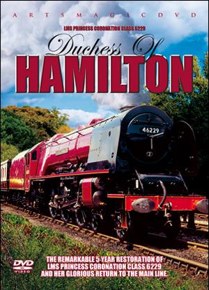Duchess of Hamilton (2012) (Retail / Rental)