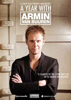 Armin Van Buuren: A Year With Armin Van Buuren (Retail Only)
