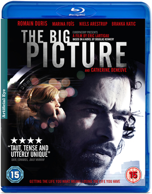 The Big Picture (2010) (Blu-ray) (Retail / Rental)