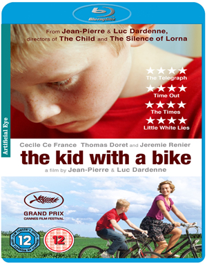 The Kid With a Bike (2011) (Blu-ray) (Retail / Rental)