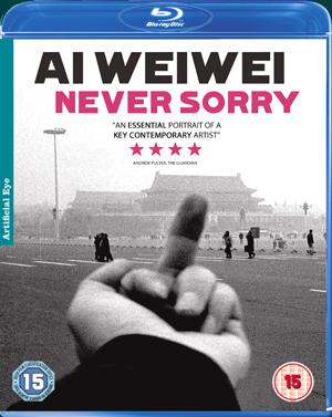 Ai Weiwei - Never Sorry (2012) (Blu-ray) (Retail / Rental)