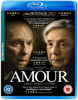 Amour (2012) (Blu-ray) (Retail / Rental)