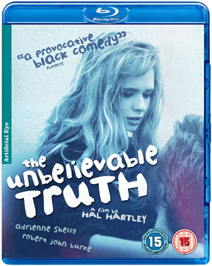 The Unbelievable Truth (1990) (Blu-ray) (Retail / Rental)