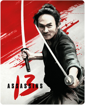 13 Assassins (2010) (Blu-ray) (Steel Book) (Retail Only)