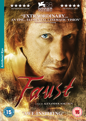 Faust (2011) (Retail / Rental)