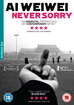 Ai Weiwei - Never Sorry (2012) (Retail / Rental)