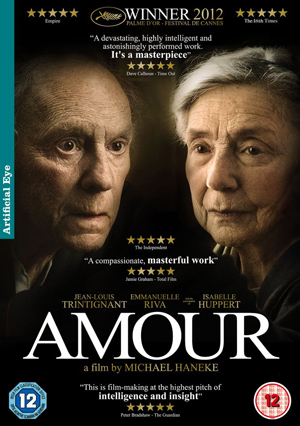 Amour (2012) (Retail / Rental)