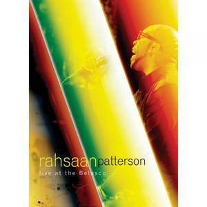 Rahsaan Patterson: Live at the Belasco (Retail Only)