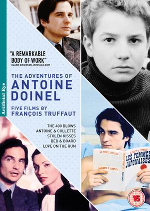 The Adventures of Antoine Doinel: Five Films By François Truffaut (1979) (Box Set) (Retail / Rental)