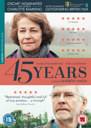 45 Years (2015) (Retail / Rental)